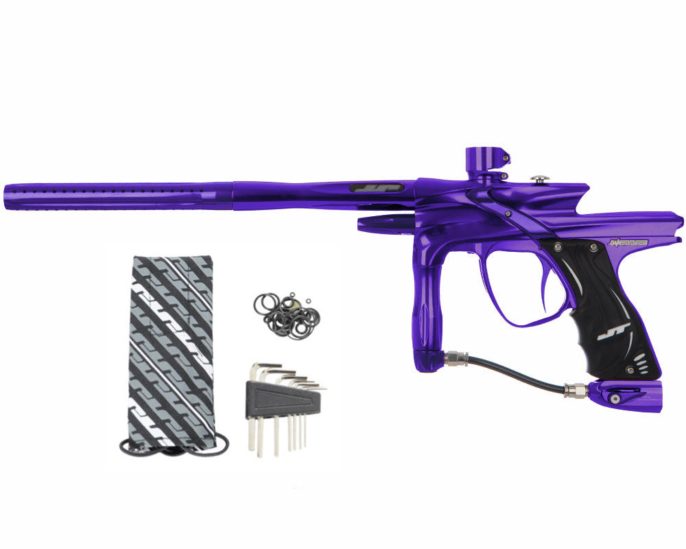JT Impulse Paintball Gun - Purple/Purple