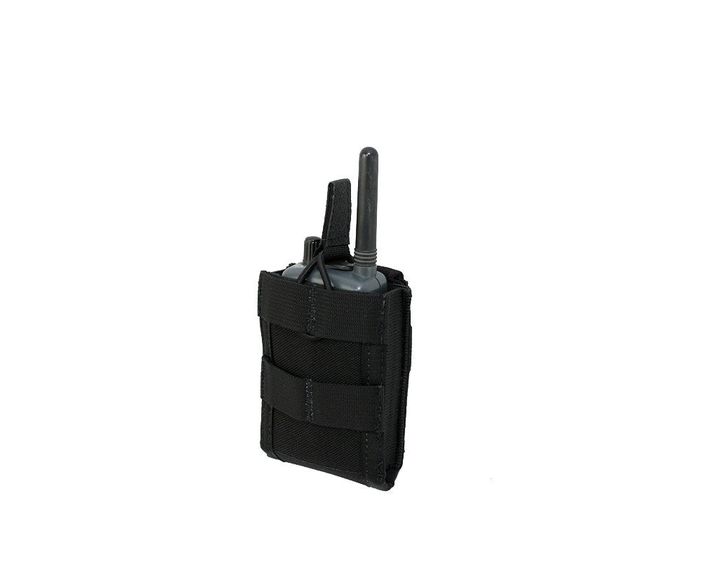 Full Clip Gen 2 Radio Pouch - Black