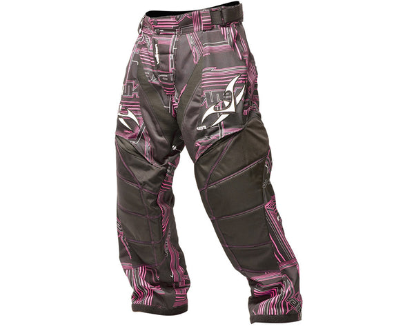 2012 Valken Crusade Paintball Pants - Tron Pink