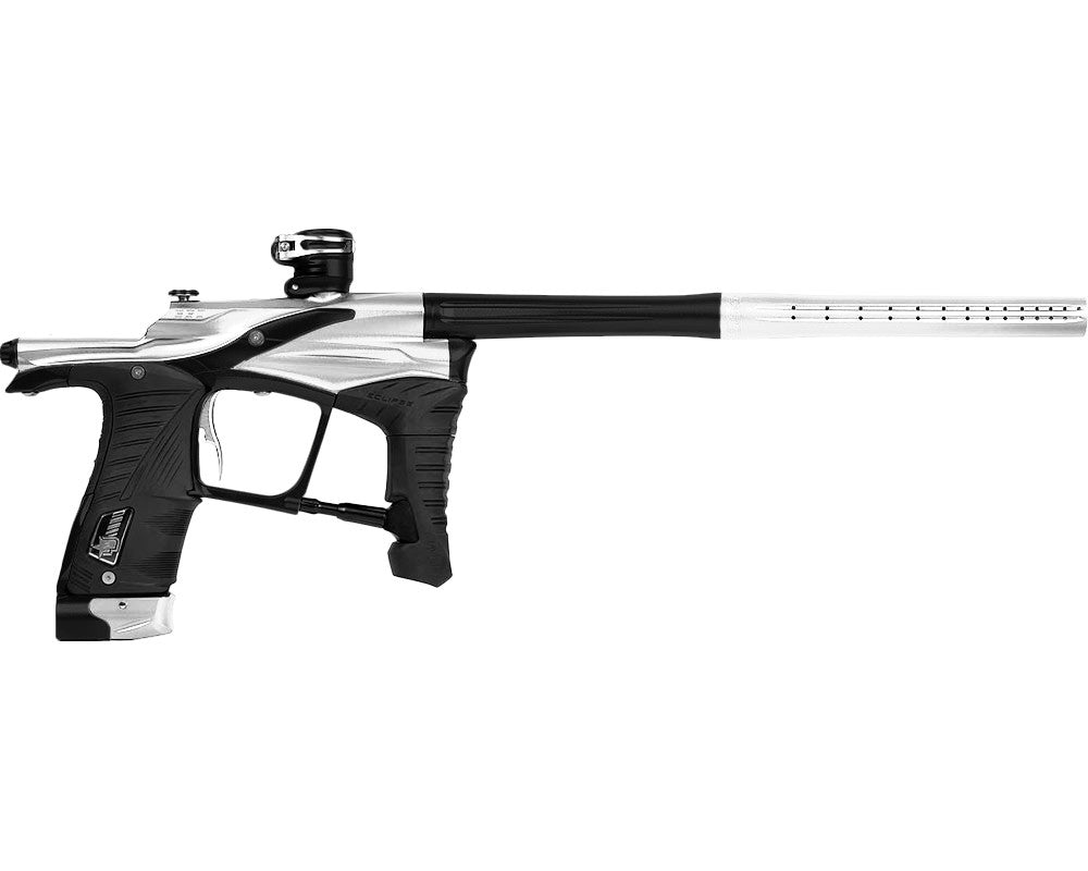 Planet Eclipse Ego LV1 Paintball Gun - Silver/Black