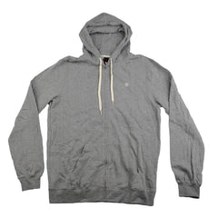 Element Cornell Zip - Grey - Mens Sweatshirt