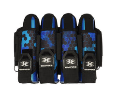 Empire 2014 Action Pack Hex FT Paintball Harness - 4+7 - Blue