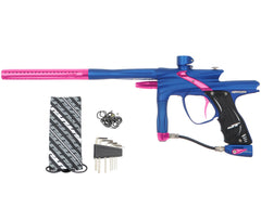 JT Impulse Paintball Gun - Dust Blue/Pink