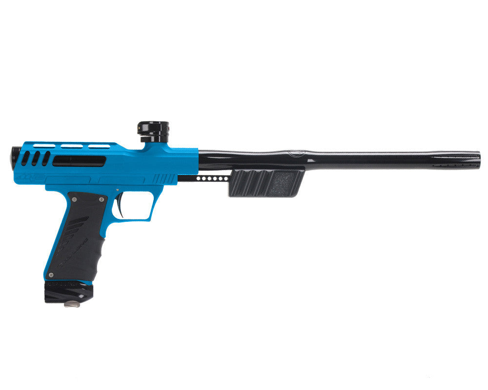"Bob Long ""MVP"" Marq Victory Pump Paintball Gun - Dust Teal w/ Black"