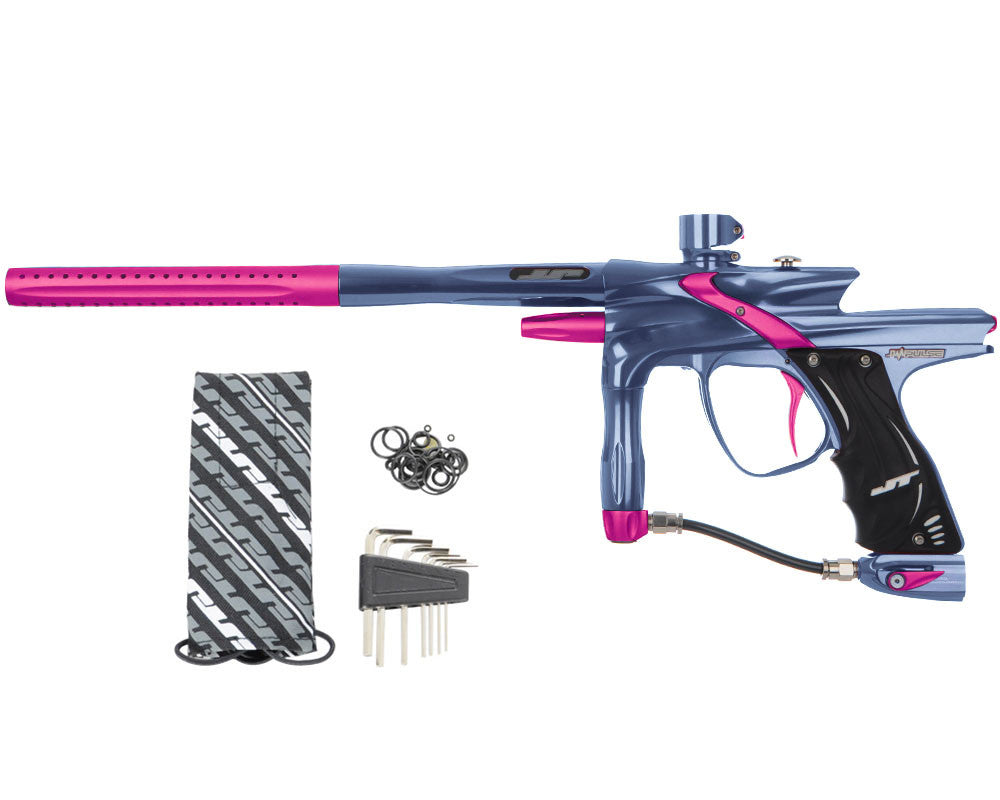 JT Impulse Paintball Gun - Gun Metal/Pink