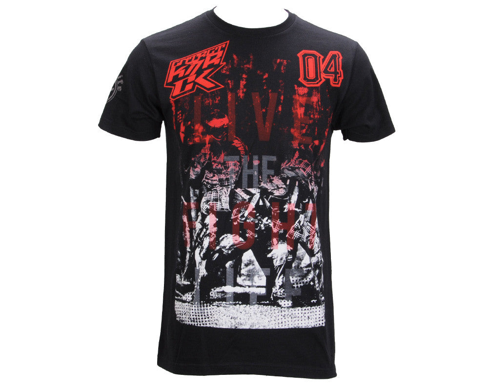 Contract Killer PB Fight T-Shirt - Black