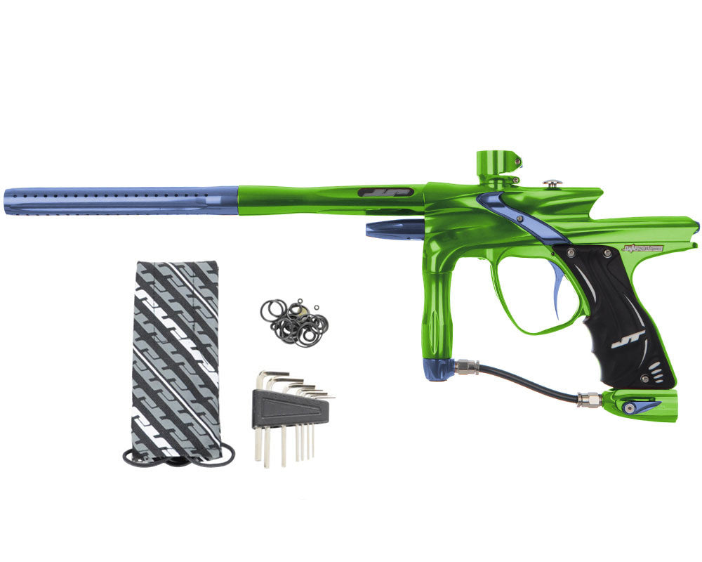JT Impulse Paintball Gun - Slime/Gun Metal