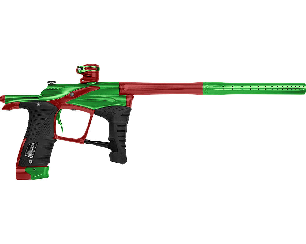 Planet Eclipse Ego LV1 Paintball Gun - Green/Red