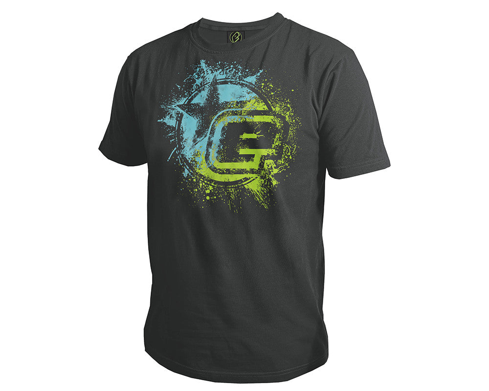 Planet Eclipse Men's 2014 Fusion T-Shirt - Charcoal