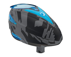 2014 Dye Rotor Paintball Loader - Airstrike Cyan