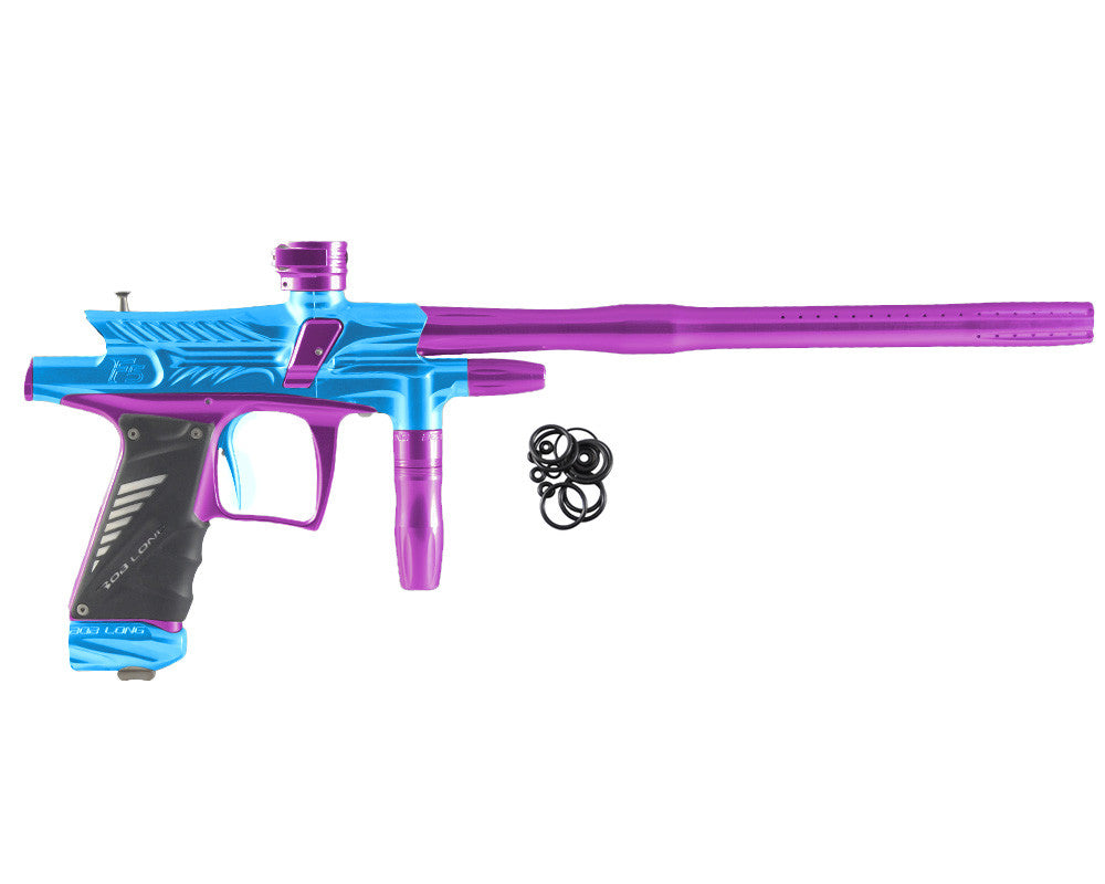 2012 Bob Long G6R F5 OLED Intimidator - Teal/Purple