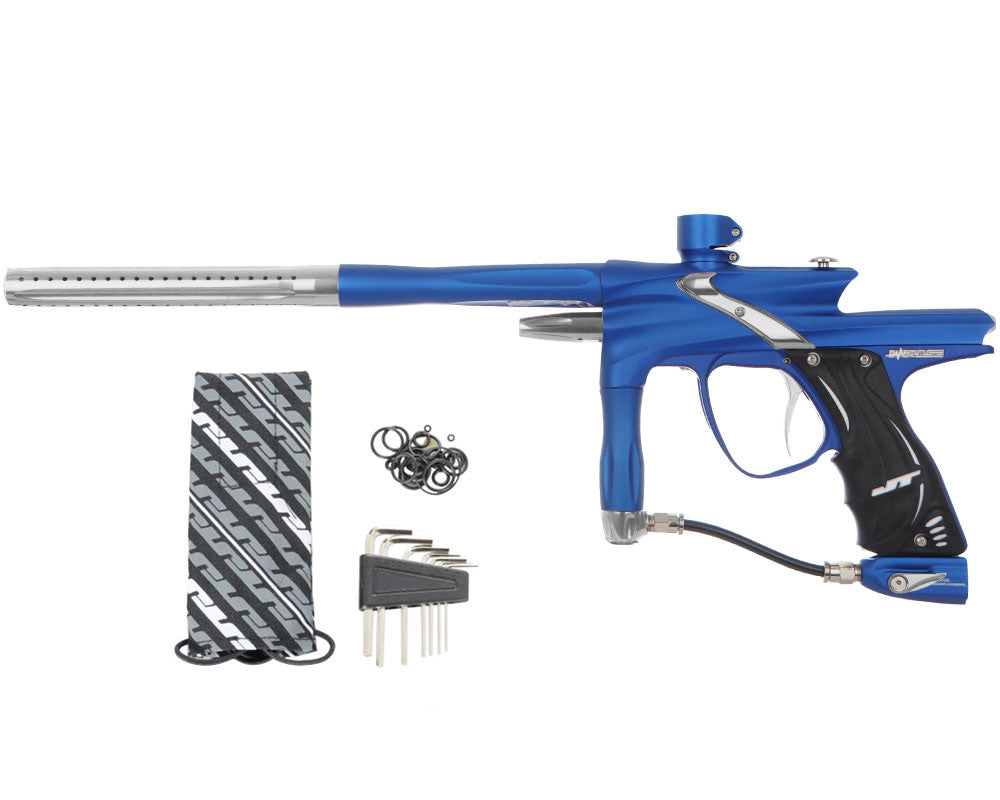 JT Impulse Paintball Gun - Dust Blue/Grey