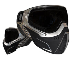 HK Army KLR Paintball Mask - Grey