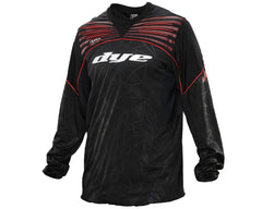 2014 Dye UL Paintball Jersey - Black/Red