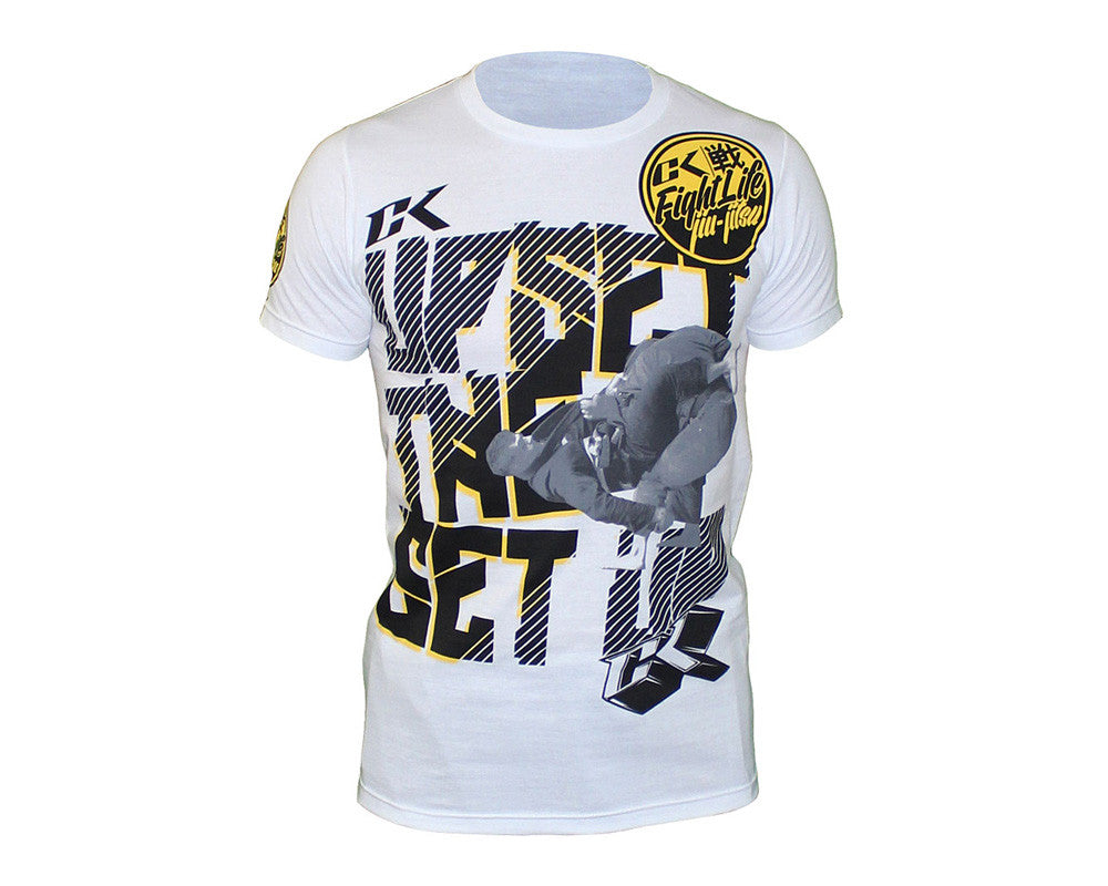 Contract Killer Upset T-Shirt - White