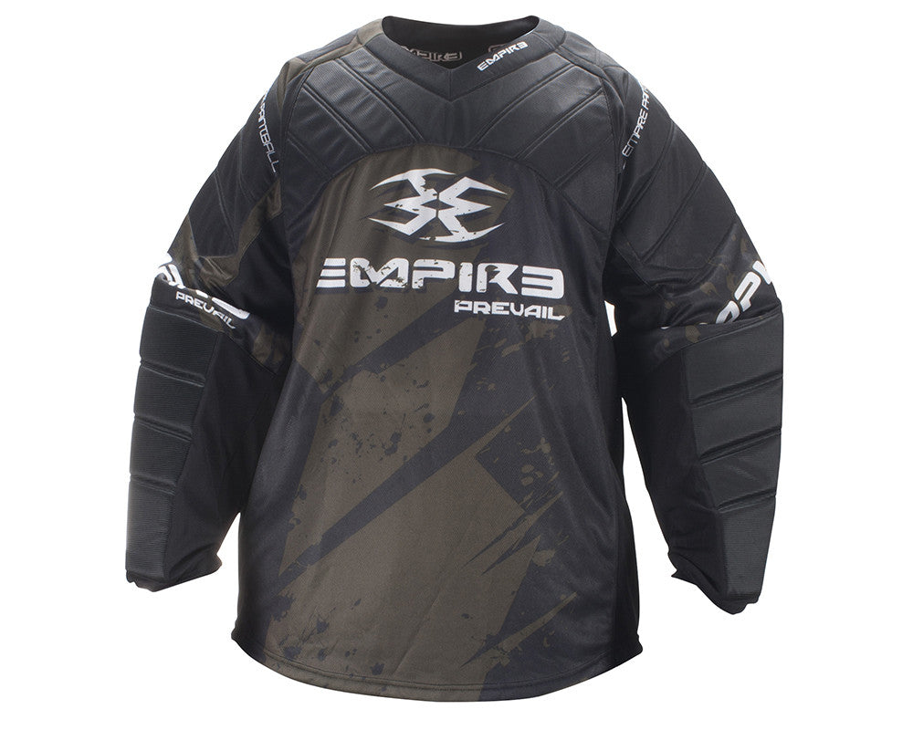 Empire 2014 Prevail FT Paintball Jersey - Olive
