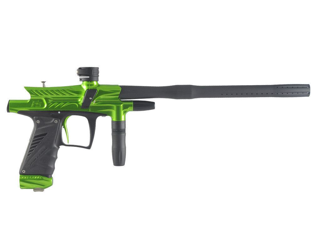 2012 Bob Long G6R F5 OLED Intimidator - Lime/Dust Black