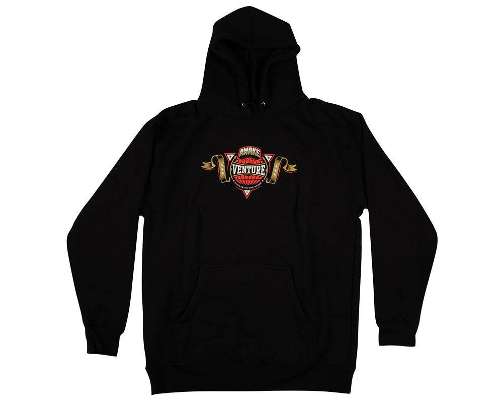 Venture World Champions Hoodie - Black - Men's Sweatshirt