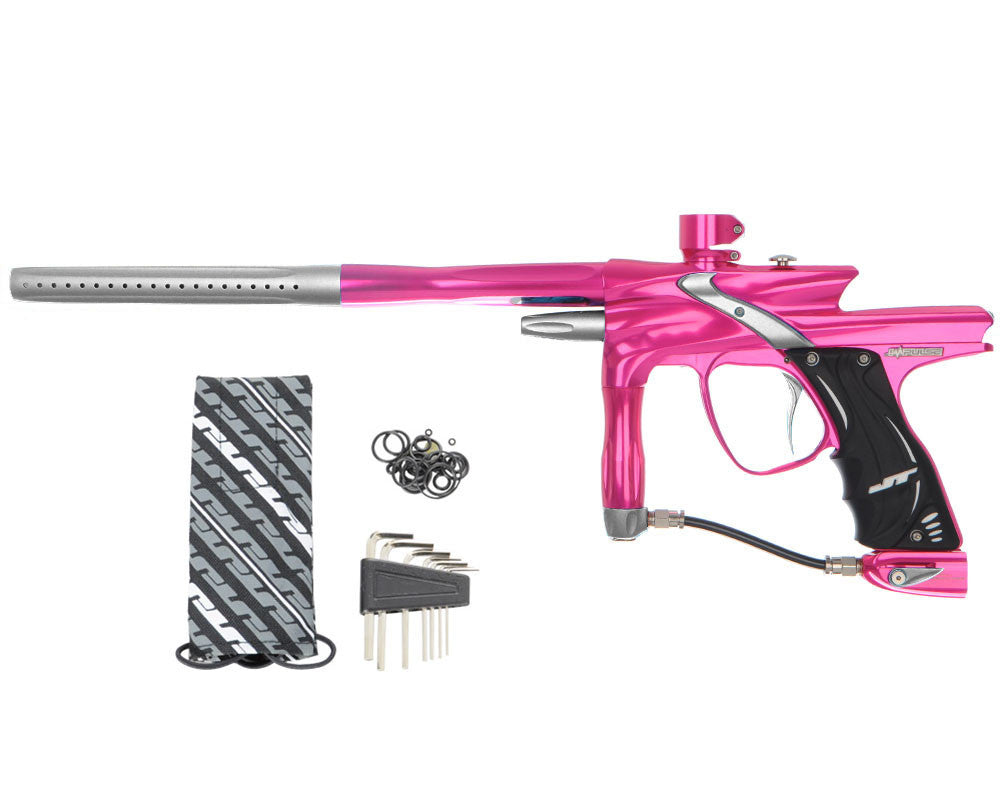 JT Impulse Paintball Gun - Pink/Dust Silver