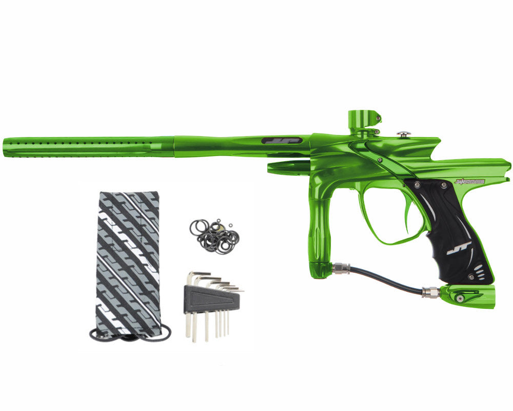 JT Impulse Paintball Gun - Slime/Slime