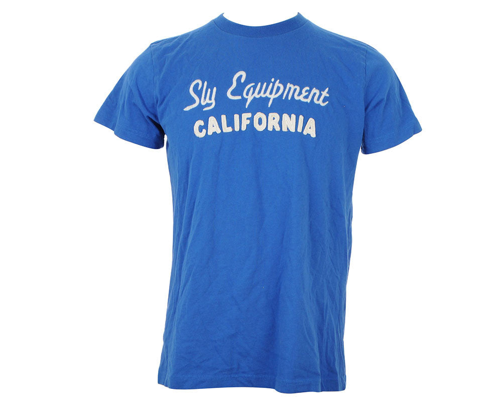 Sly Paintball California T-Shirt - Royal Blue