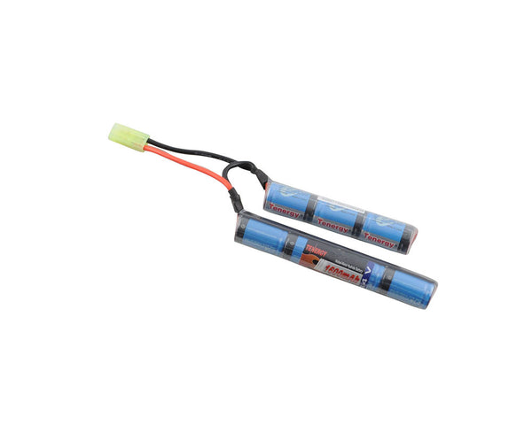 Tenergy 8.4V 1600mAh Butterfly Mini NiMH Airsoft Battery Pack