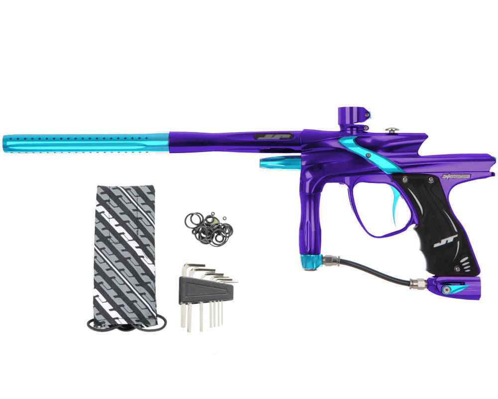 JT Impulse Paintball Gun - Purple/Teal
