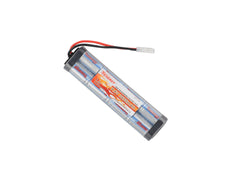 Tenergy NiMH 9.6V 3800mAh Flat Battery Pack w/ Tamiya Connector