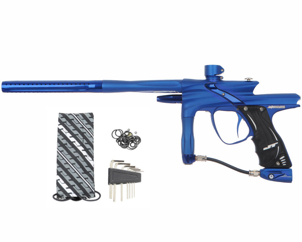 JT Impulse Paintball Gun - Dust Blue/Blue