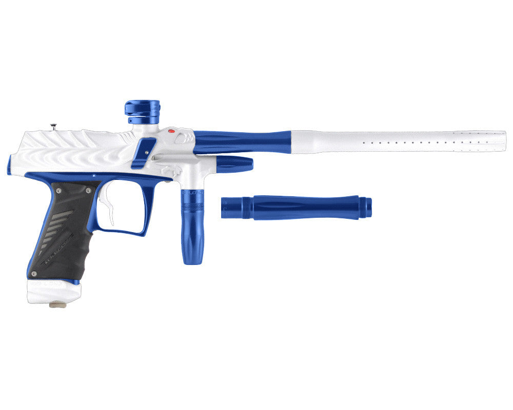 Bob Long Dragon G6R Intimidator - Dust White/Polished Blue