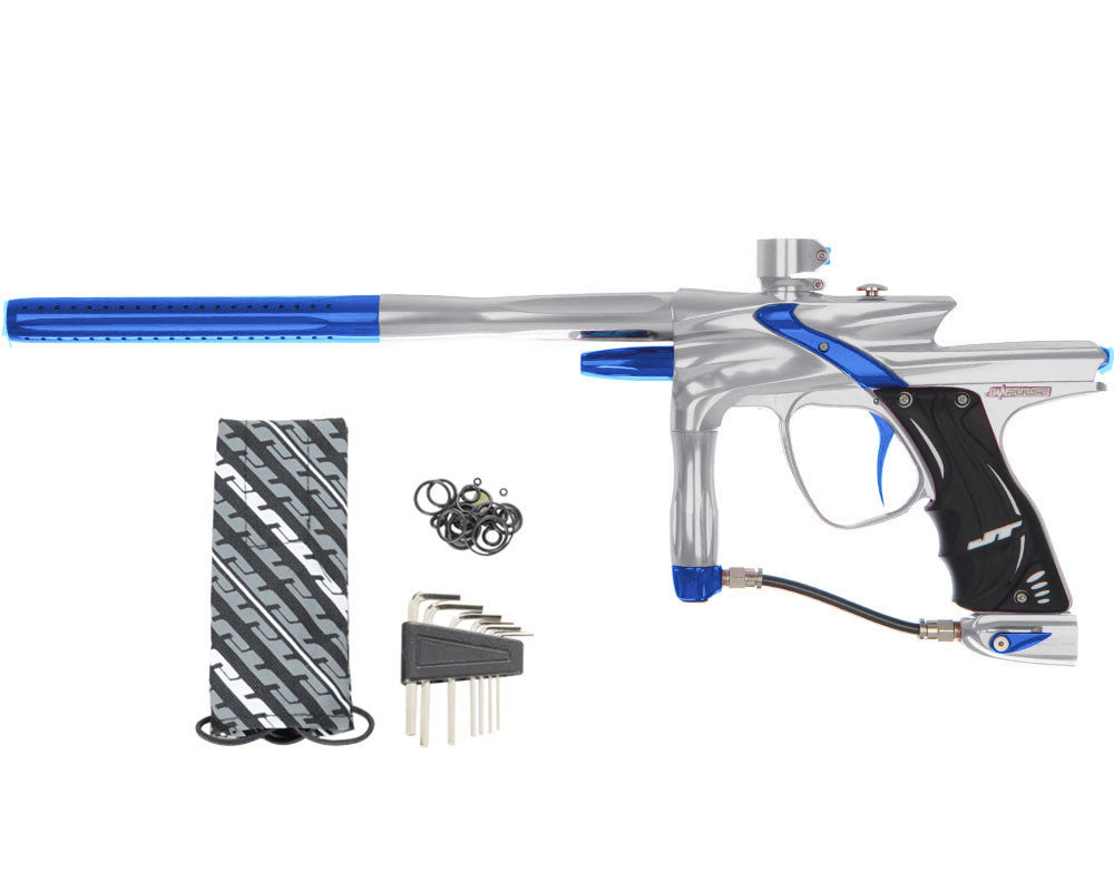 JT Impulse Paintball Gun - Grey/Blue