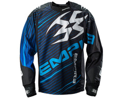 Empire 2013 Contact Zero THT Paintball Jersey - Blue