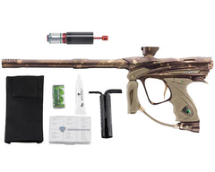 Dye DM13 Paintball Gun w/ CF Billy Wing Bolt - PGA DyeCam