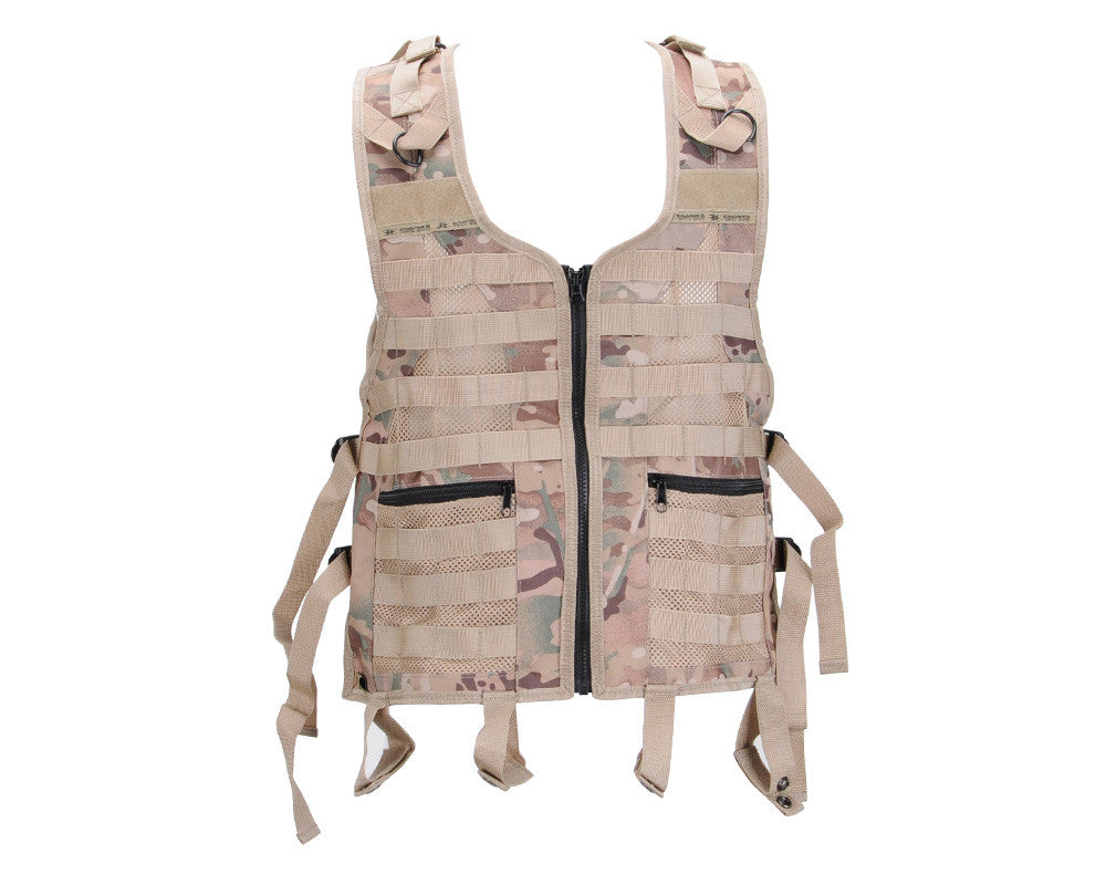 Empire Battle Tested Merc THT Paintball Vest - ETACS
