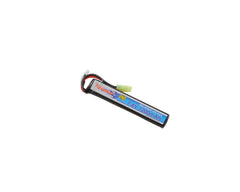 Tenergy LIPO 7.4V 1200mAh 20C Short Stick Airsoft Battery Pack
