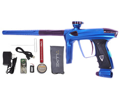 DLX Luxe 2.0 OLED Paintball Gun - Blue/Eggplant