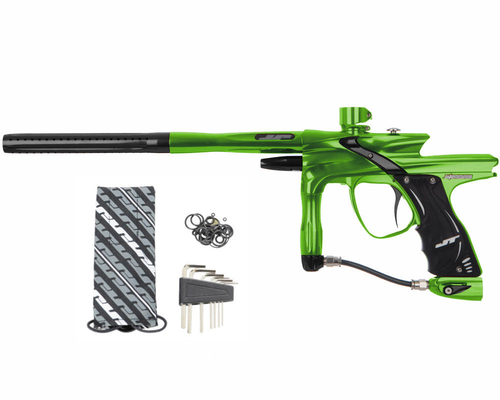 JT Impulse Paintball Gun - Slime/Black