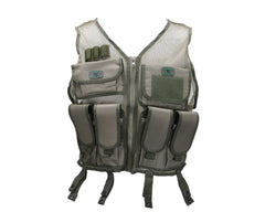 Gen X Global Lightweight Airsoft Vest - Olive
