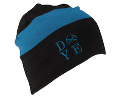 2014 Dye 3AM Beanie - Black/Blue