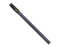 "Stiffi One Piece Carbon Fiber Barrel - Autococker Thread 14"" - Blue Mamba"