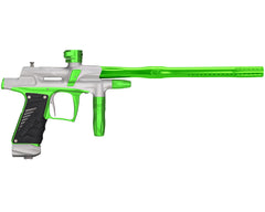 2012 Bob Long G6R OLED Intimidator - Dust White w/ Lime