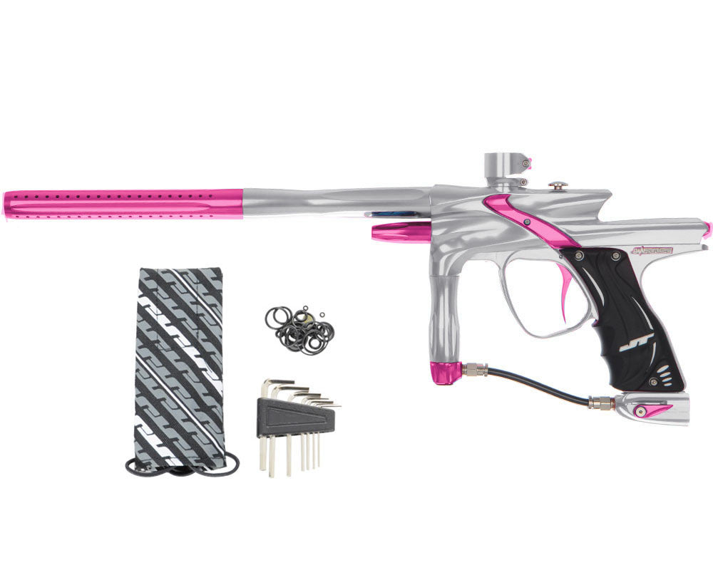 JT Impulse Paintball Gun - Grey/Pink