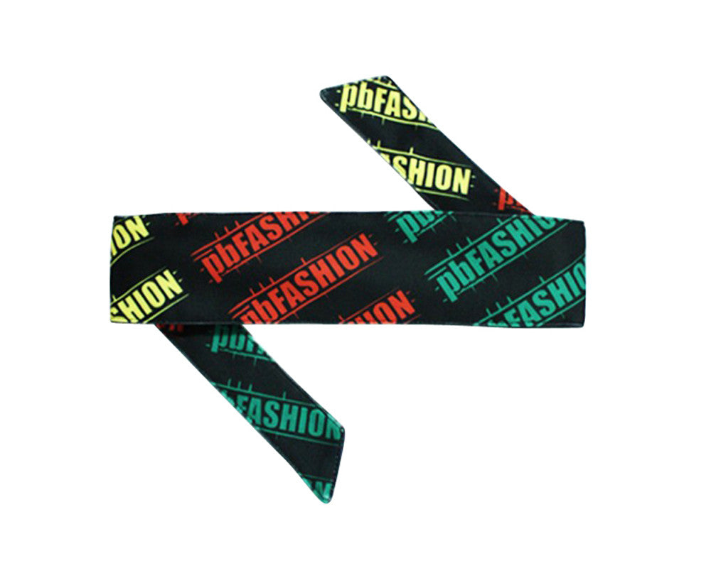 HK Army Headband - PB Fashion Rasta