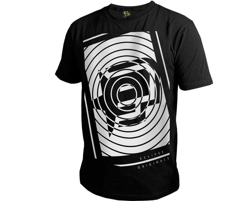 Planet Eclipse Men's 2013 Spiro T-Shirt - Black