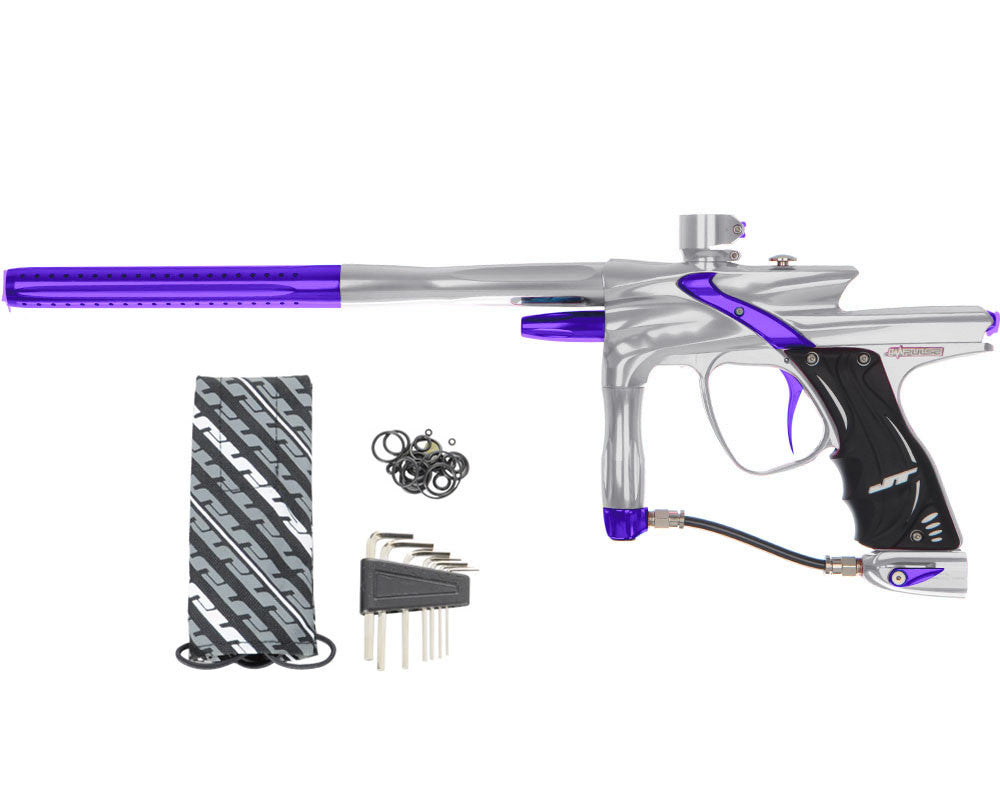 JT Impulse Paintball Gun - Grey/Purple
