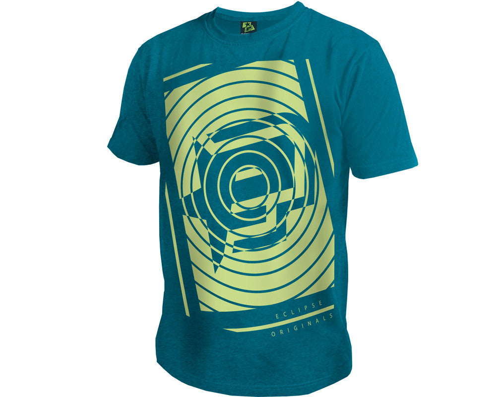Planet Eclipse Men's 2013 Spiro T-Shirt - Teal