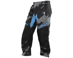 2014 Dye C14 Paintball Pants - Airstrike Grey/Blue