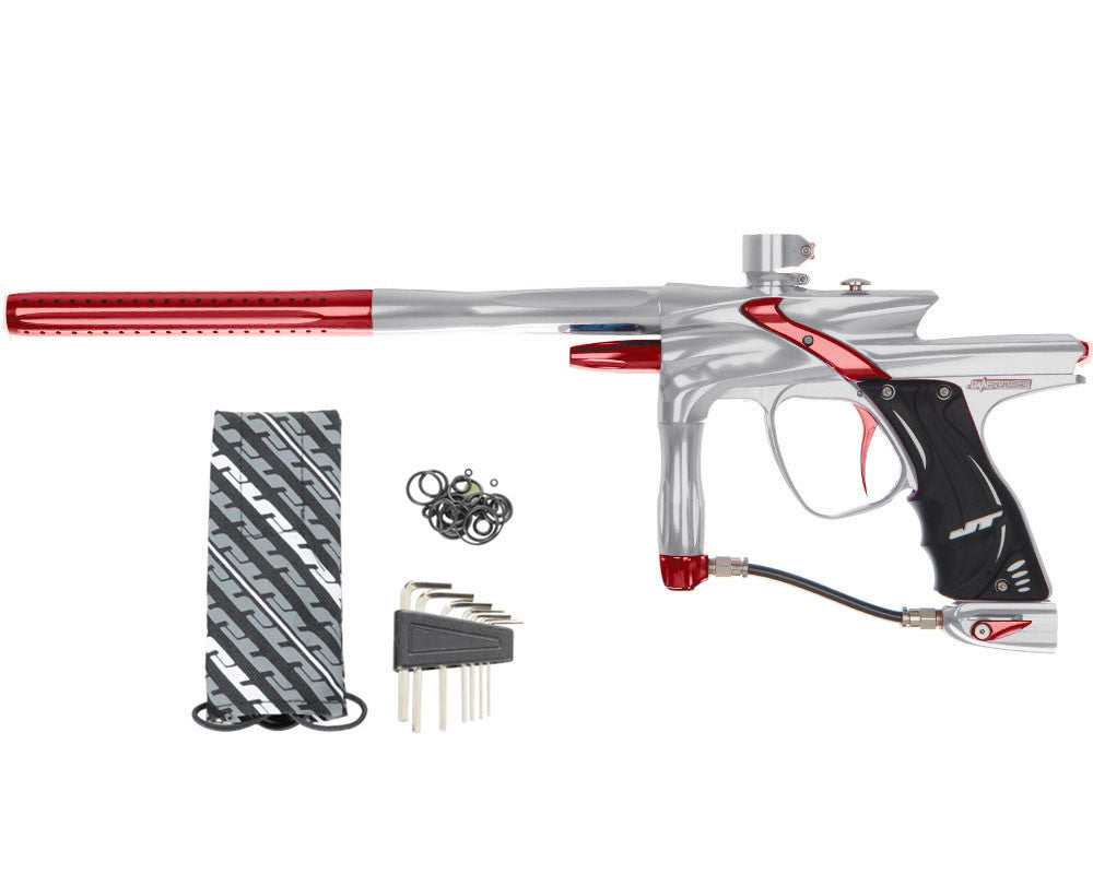 JT Impulse Paintball Gun - Grey/Red