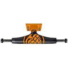 Thunder City Toxin High - Black/Orange - 147mm - Skateboard Trucks (Set of 2)