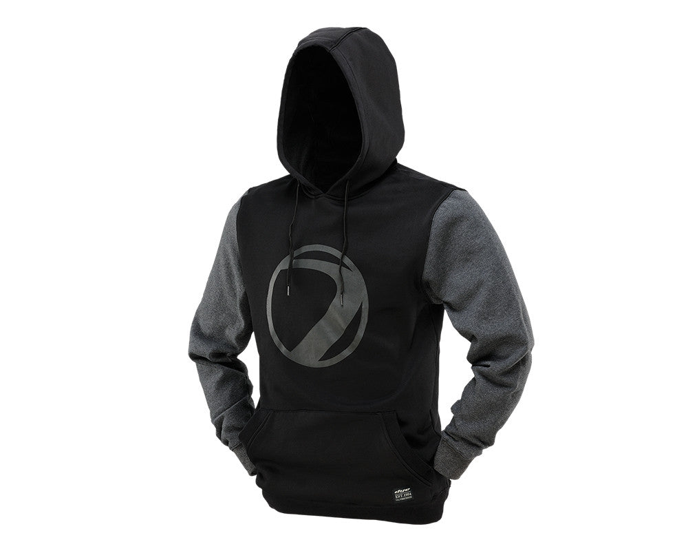 Dye 2014 Iconic Hooded Sweatshirt - Heather Black